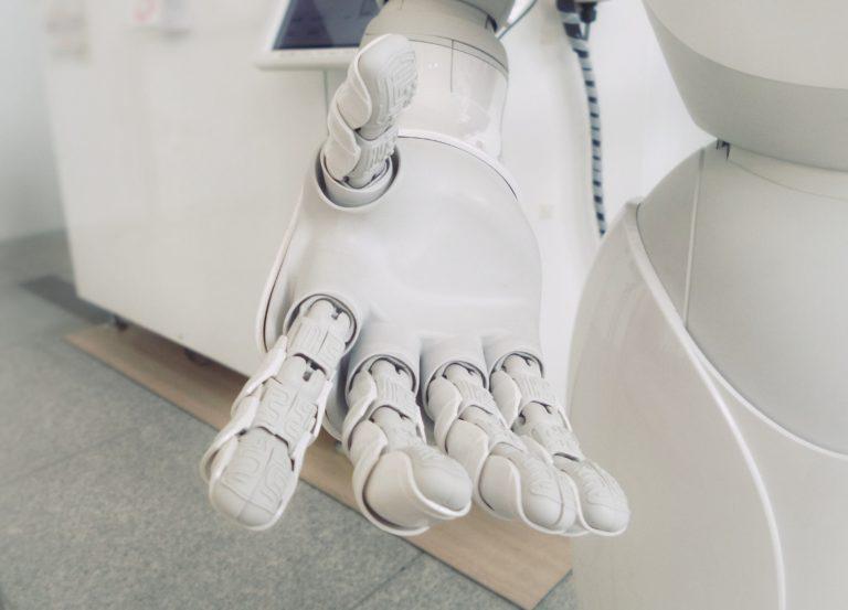 Robot industriële automatisering