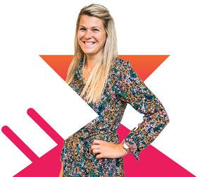 Saartje Spriet, recruiter ElmosExpert