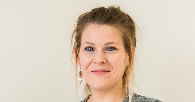 Saartje, recruiter ElmosExpert