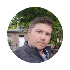 Simon Vereecke, Full Stack Developer ElmosExpert